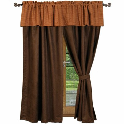 Wooded River Bandera Rod Pocket Drape Panel Pair
