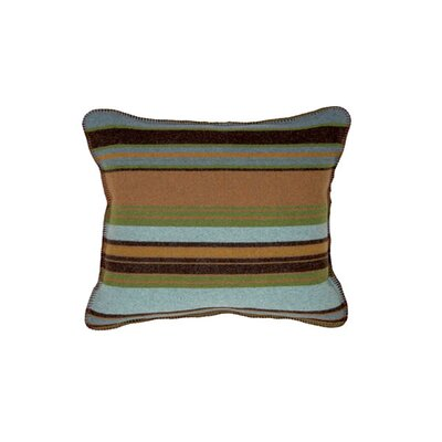 Wooded River Hudson Pillow