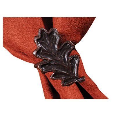 Table Top Leaf Napkin Ring (Set of 4)