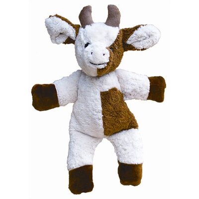 Challenge & Fun Kallisto Cow Organic Stuffed Animal