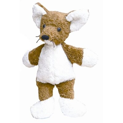 Challenge & Fun Kallisto Fox Organic Stuffed Animal