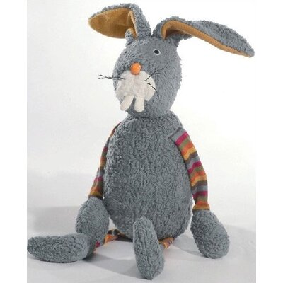 Challenge & Fun Lana Rabbit Organic Stuffed Animal