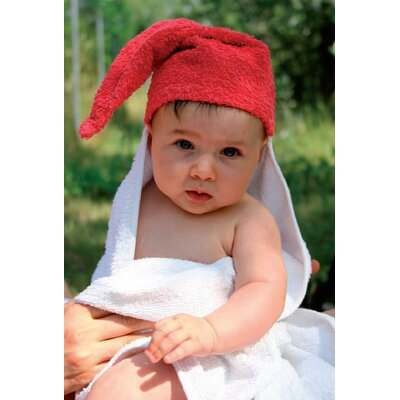 Challenge & Fun Furnis Elf Baby Hooded Towel