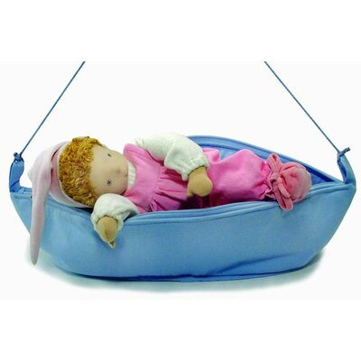 Furnis Sarah Doll With Cradle