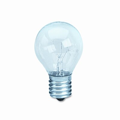 GE 40W 120-Volt Incandescent Light Bulb