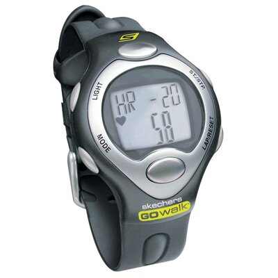 Skechers Go Walk Classic Mens Heart Rate Monitor