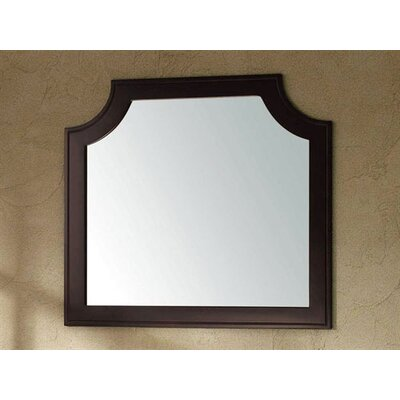 "James Martin Furniture Nina 39.5"" x 37.5"" Bathroom Mirror"