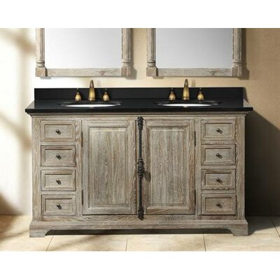 james martin furniture genna 58 double bathroom vanity base