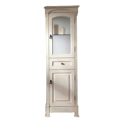"<strong>James Martin Furniture</strong> Marlisa 20.5"" x 65"" Linen Cabinet"