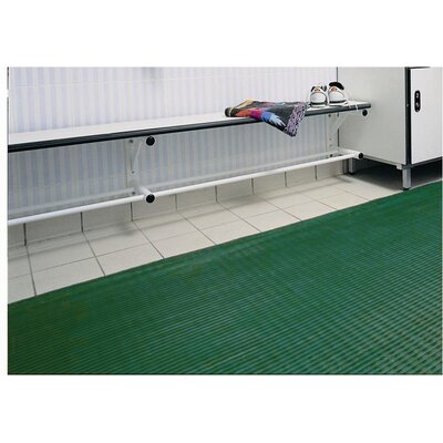 Mats Inc. World's Best Barefoot Mat 3' x 5' Safety and Comfort Mat in Forest Green