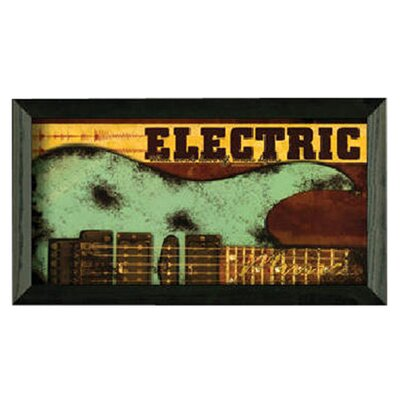 <strong>Timeless Frames</strong> Electric Art Print Wall Art