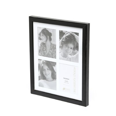 Decorator's Choice Collage Four Photo Frame