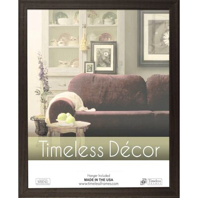 Timeless Frames Americana Solid Wood Picture Frame