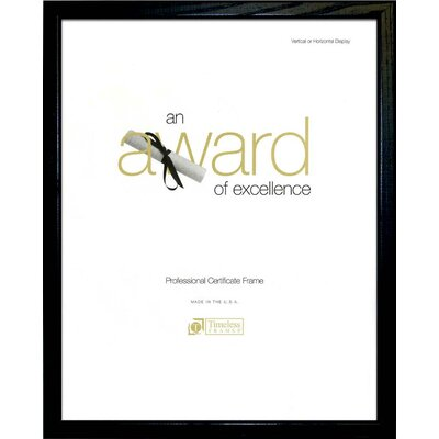 Timeless Frames Americana Award and Document Frame