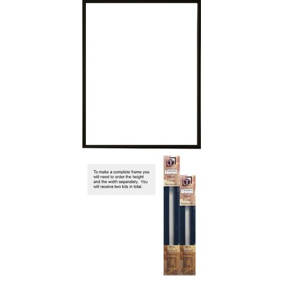 Metal Sectional Do it Yourself Picture Frame