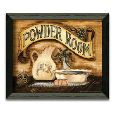 Timeless Frames Powder Room Art Print Wall Art