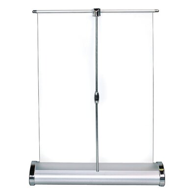 Orbus Inc. Breeze Retractable Tabletop Banner Stand