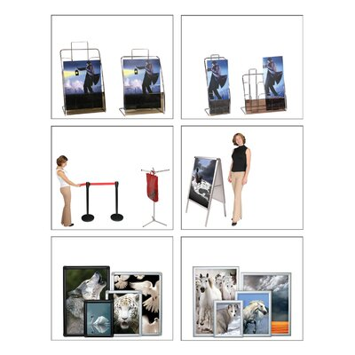Exhibitor's Hand Book Oasis Exhibit Bag Holder