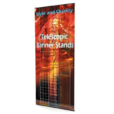 Exhibitor's Hand Book Uno Telescopic Banner Stand