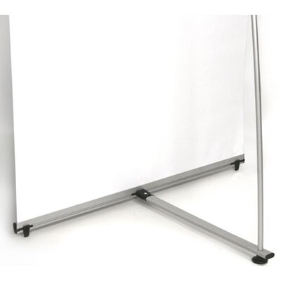 Exhibitor's Hand Book Lightning Economy Tension-Back Banner Stand