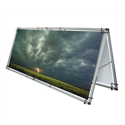 Orbus Inc. Monsoon Double Sided Billboard