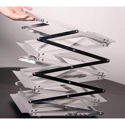 Exhibitor's Hand Book 6 Pocket ZedUp Lite Collapsible Rack