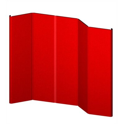 Orbus Inc. Hero H13 Full Height Exhibit Panel with Curved Edges