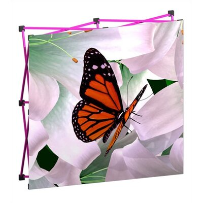 Orbus Inc. Tabletop HopUP Portable Display Frame