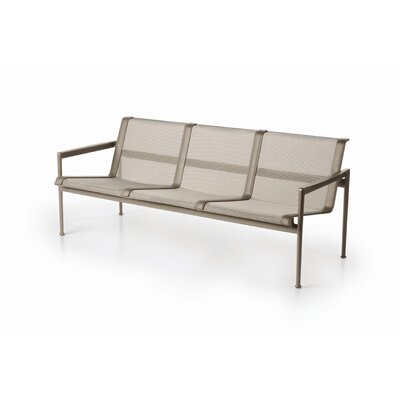 Richard Schultz 1966 Three Seat  Arm Lounge Chair