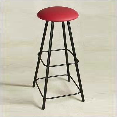 Straight Leg Swivel Stool