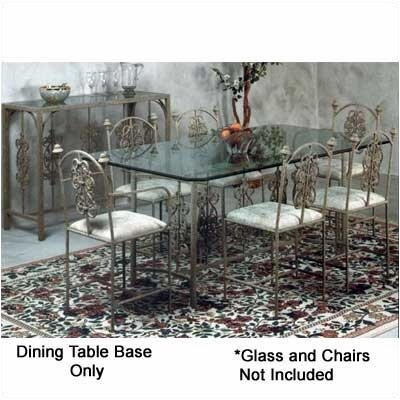 Grace Collection Rose Garden Dining Table