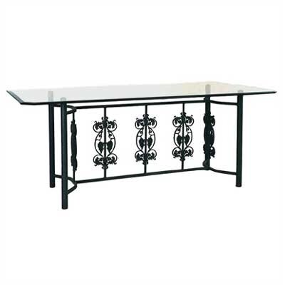 Grace Collection Vineyard Dining Table