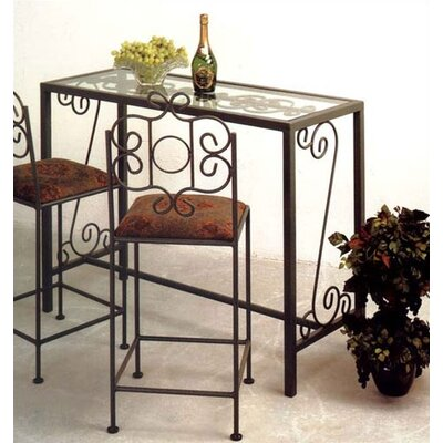 Grace Collection French Bar Table