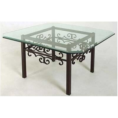 Grace Collection Gothic Coffee Table