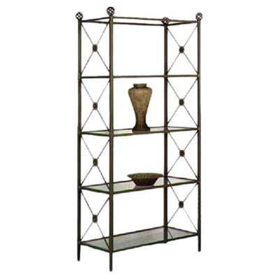 "Grace Collection 79"" H Neoclassic Etagere"