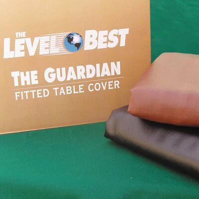 <strong>The Level Best</strong> Guardian Modern Pool Table Cover