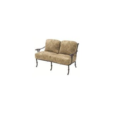 Olympia Deep Seating Loveseat