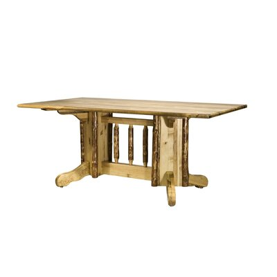 Montana Woodworks® Glacier Country 5 Piece Dining Set