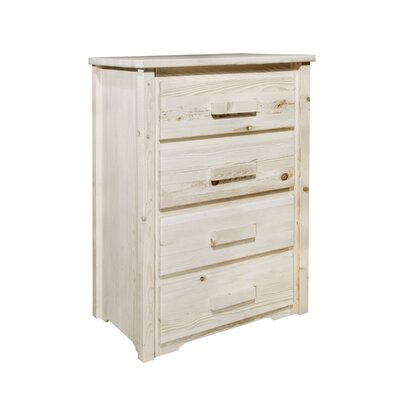 Montana Woodworks® Homestead 4 Drawer Chest
