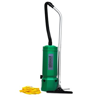 Backpack Style Canister Vacuum Cleaner