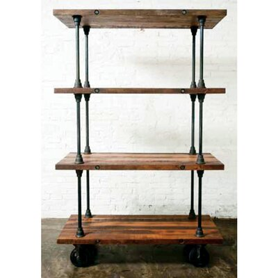 District Eight Design V16 4-Tier Shelving Unit
