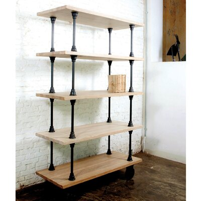 District Eight Design V21 5-Tier Shelving Unit