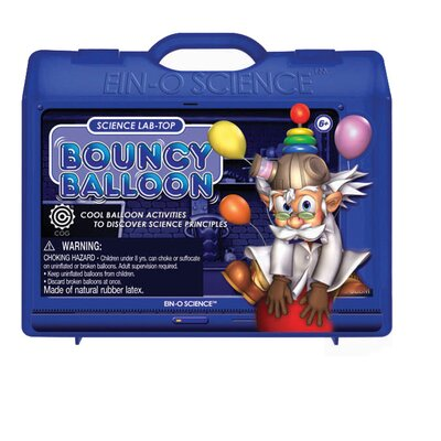 Tedco Toys Bouncy Ballons Science Lab-Top