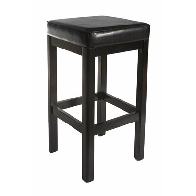 "Beechwood Mountain LLC 32"" Bar Stool with Cushion"