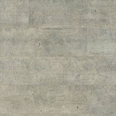 "Wicanders Artcomfort 11-5/8"" Engineered Cork Flooring in Beton Haze"