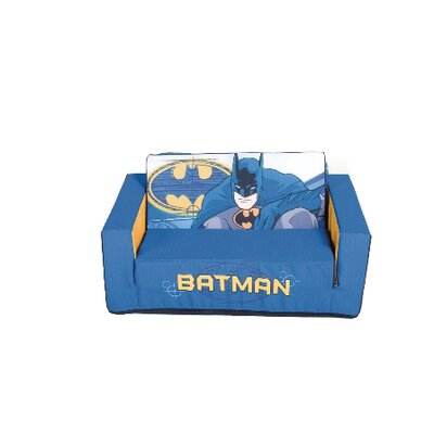 Batman Flip Sofa in Blue
