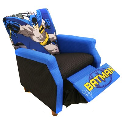 Harmony Kids Batman Kid's Recliner