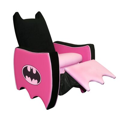 Warner Brothers Batgirl Icon Kid's Recliner