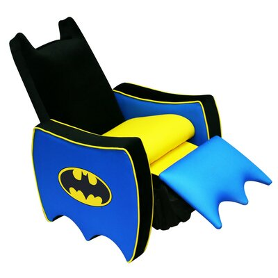 Warner Brothers Batman Kid's Recliner