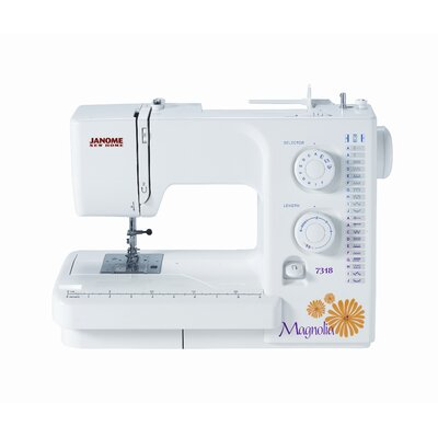 Magnolia 7318 Sewing Machine